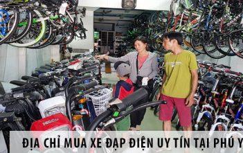 Địa chỉ mua xe đạp điện uy tín tại Phú Yên