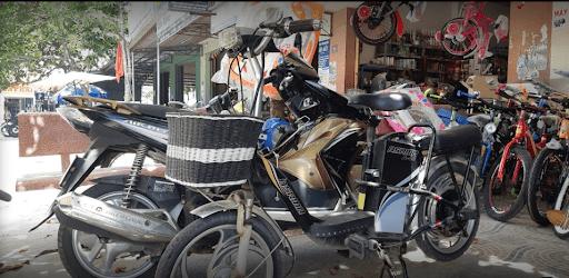 Cửa hàng xe đạp điện Thảo Vân