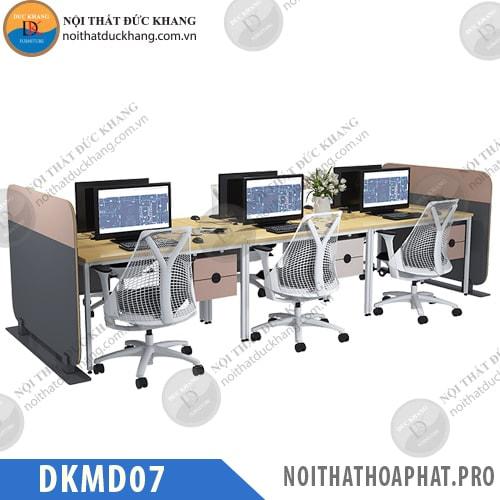 Cụm bàn làm việc DKMD07