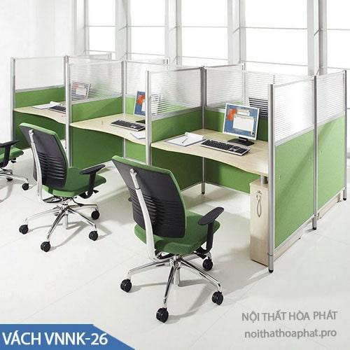 Vách ngăn văn phòng VNNK26